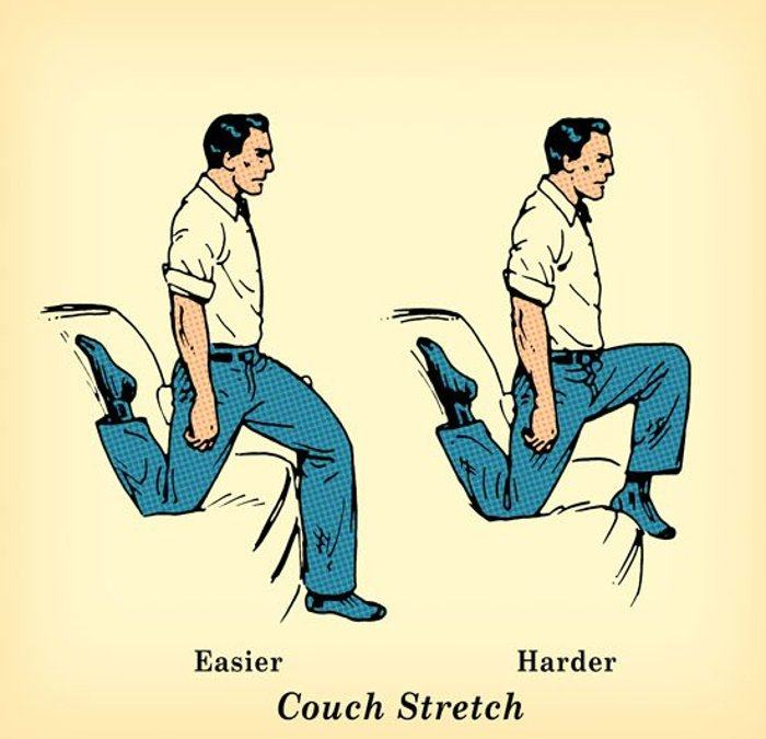 Couch Stretch