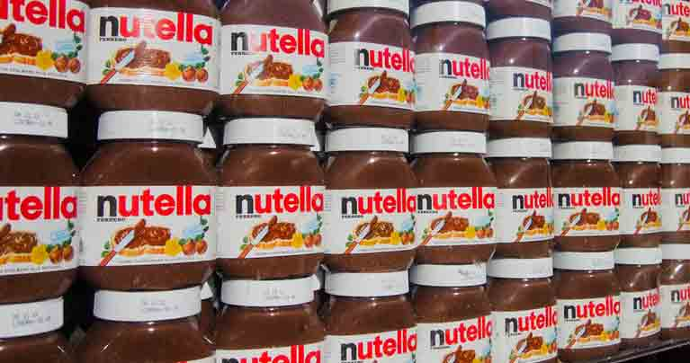 Warning! Nutella Cancer Study Scares Store Owners across Europe