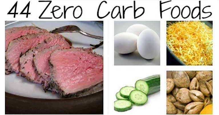 Low carb diet 44 zero carb foods and 6 tips to stick to for Low carb fish breading